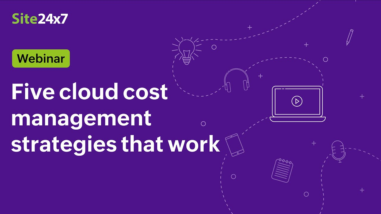 [Webinar] Five cloud cost management strategies that work