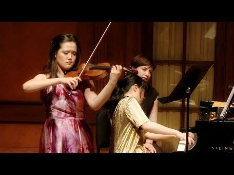 POULENC Sonata For Violin And Piano