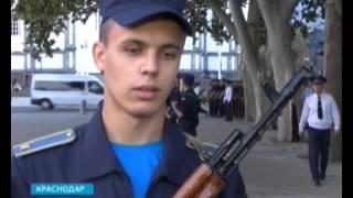 Курсанты Краснодарского училища летчиков примут присягу