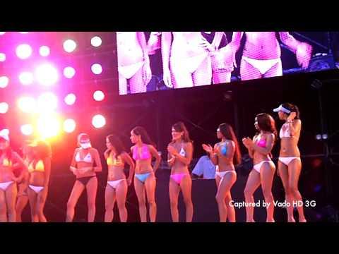 Tina in Okinawa - Body Glove Bikini Contest