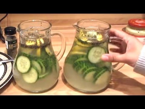 How To Prepare Flat Tummy Water Lose Inches In Week