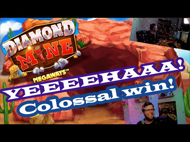 🎉 Diamond mine shows colossal GOLD win!