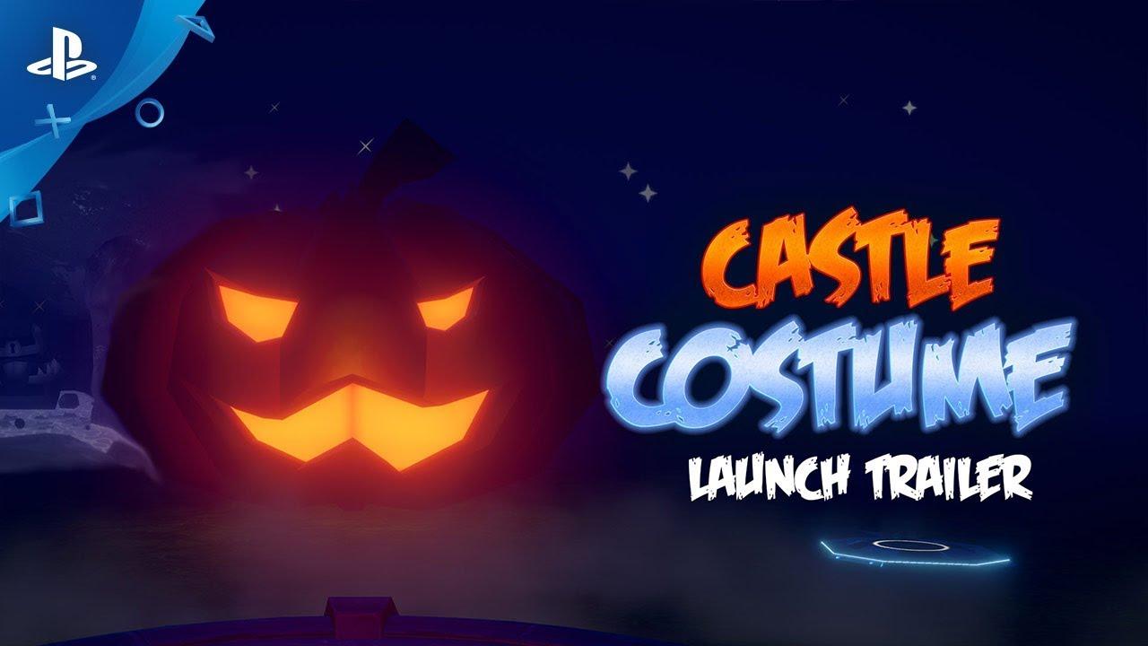Castle Costume - Launch Trailer | PS4