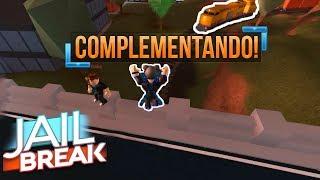 Roblox - Complementando! (Jailbreak)