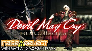 Devil May Cry HD Collection (Devil May Cry) - The Dojo