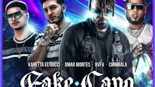 Karetta el Gucci, Omar Montes, RVFV & Chimbala - Fake Capo Remix 🖤 DJ ADEMARO