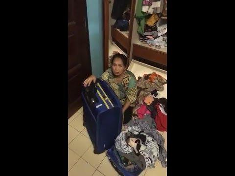 Viralll!! PEMBANTU INDONESIA Curi Duit DATUK ALIF SYUKRI RM 100 Rb FULL