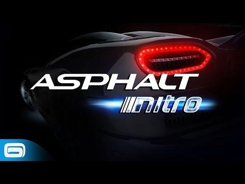 Asphalt Nitro - Teaser - Coming Soon on Android!