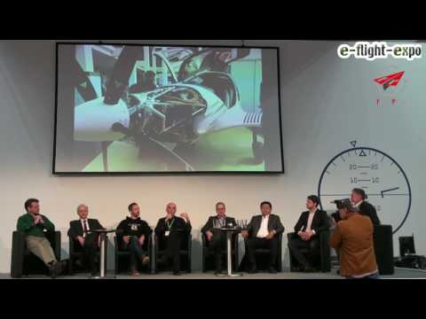 "e-flight-expo-2017-Discussion-""From today's aircraft - to ""Electric On Demand Mobility"""