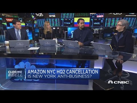 Amazon's decision to leave NY was a mistake, but can be fixed, says Kathryn Wylde