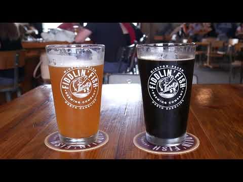 Breweries In Winston-Salem, NC: Fiddlin' Fish!