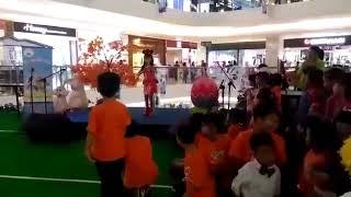 Ni Zen Me Shuo voc.AUREL Paragon Semarang