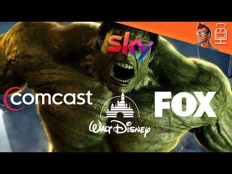 Comcast to Screw Disney FOX Buyout in Another Way