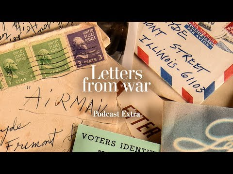 Episode 6 - Discussion: Part II | LETTERS FROM WAR podcast | The Washington Post