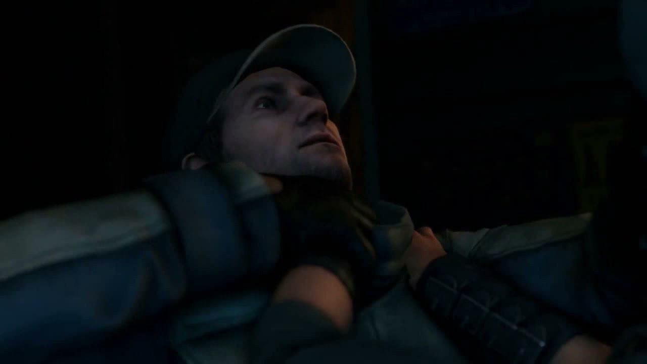 Voice Of Ray In Watch Dogs