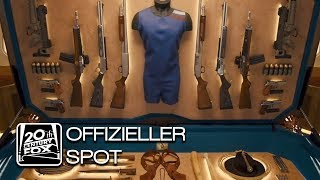KINGSMAN: THE GOLDEN CIRCLE | Offizieller Spot: Dinner | Deutsch HD German (2017)