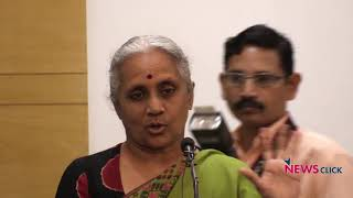 We're Stuck With It, Even Though It Is Collapsing All Around Us: Usha Ramanathan