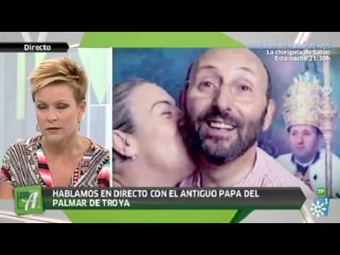 Ex Palmarian Pope Gregory XVIII Gives Spanish TV an Interview