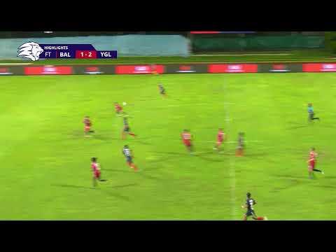 Balestier Khalsa Young Lions Goals And Highlights