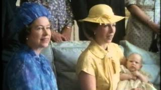 Queen Elizabeth - Royal Family event - Thames Television