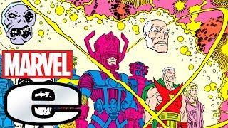 25 entidades cósmicas más poderosas en Marvel Comics