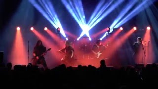 Arkona: 2015-12-12 Pagan Rebellion Festival in Z7 / Pratteln, CH