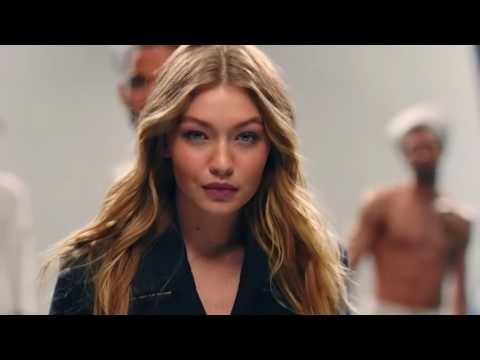 Gigi Hadid is #TheGirl - #TOMMYxGIGI Tommy Hilfiger