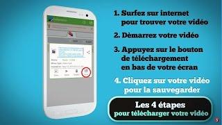 AVD - Application Mobile Android -  Téléchargement Vidéo - Bande Annonce