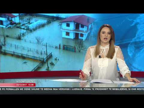 News Edition in Albanian Language - 2 Dhjetor 2017- 15:00 - News, Lajme - Vizion Plus