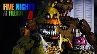 A ÚLTIMA NOITE? - Five Nights At Freddy