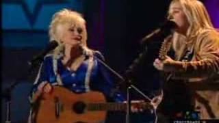 Dolly Parton and Melissa Etheridge....Coat of Many Colours