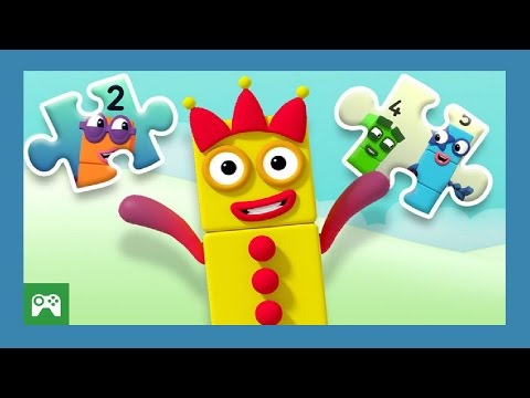 Numberblocks Puzzle - Cbeebies