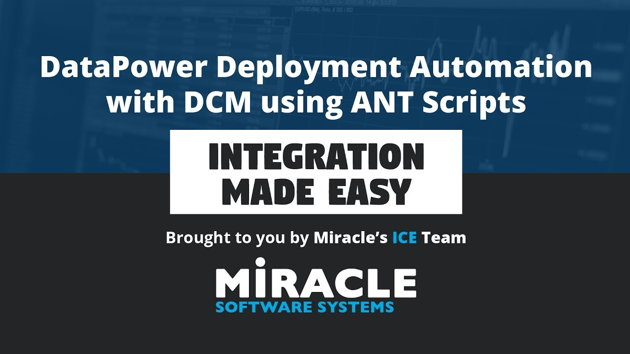 DataPower Deployment Automation with DCM using ANT Scripts | Integration  Made Easy
