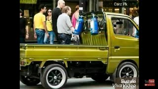 Suzuki bolan ( carry daba ) modification in pakistan |  Carz pk
