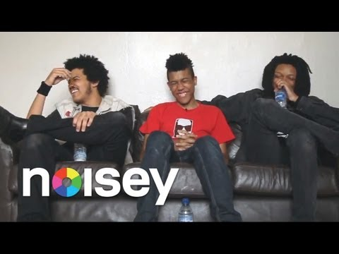 First Flights and Real Life Boobs: 48 Hours with Radkey - Noisey Meets