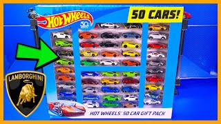 HOT WHEELS LAMBORGHINI 50 PACK