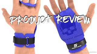 ProFitness Leather Cross Training Gymnastic Grips (2 Hole) - Product Review