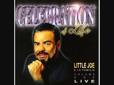 "Little Joe Y La Familia-"" Celebration of Life"" LIVE CD"