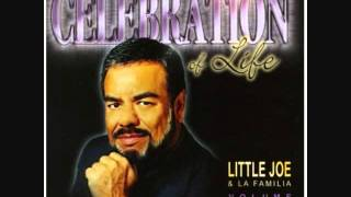 "Little Joe Y La Familia-"" Celebration of Life"" LIVE CD"