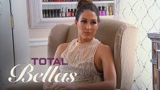 Brie Bella Opens Up About Daniel's Ongoing Depression | Total Bellas | E!