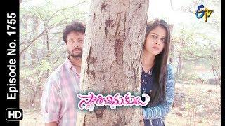 Swathi Chinukulu | 17th April 2019 | Full Episode No 1755 | ETV Telugu