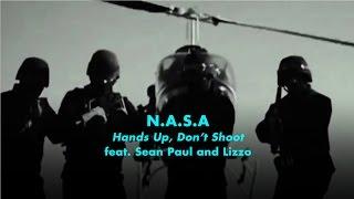 Watch music video: Sean Paul - Hands up, Don't Shoot! (feat. Sean Paul & Lizzo)