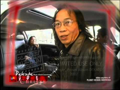 Epk CHRISYE ALBUM DEKADE 2002 sakura FARIZ RM | Chrisye | planet design Indonesia