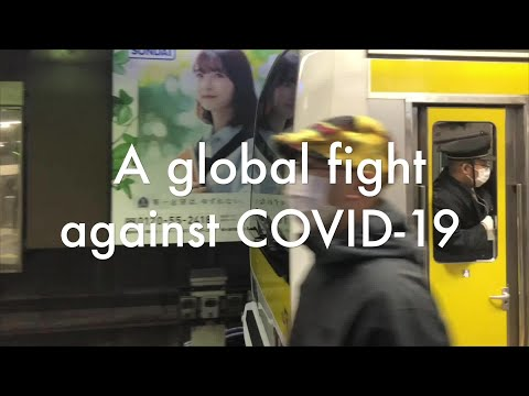 Xinhua #Coronavirus Vlog: How COVID19 Affects Life In Japan
