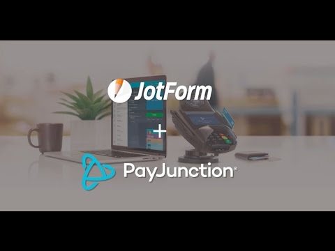 Create Payment Forms with JotForm and PayJunction