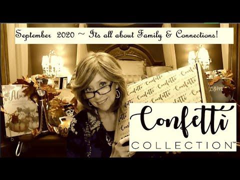 Confetti Collection Oct