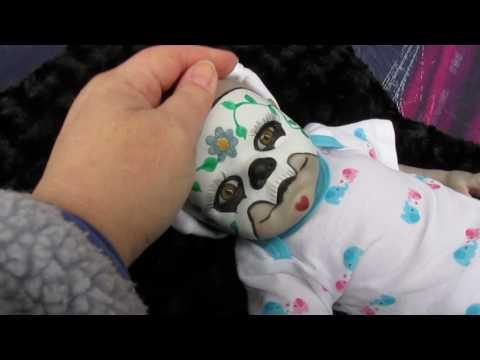 Night Owl Nursery~11~ Day of the Dead Baby
