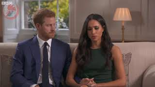 Prince Harry and Meghan Markle in