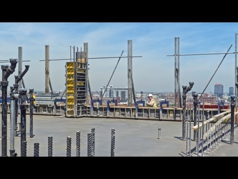The K2 construction site, a top-to-bottom tour