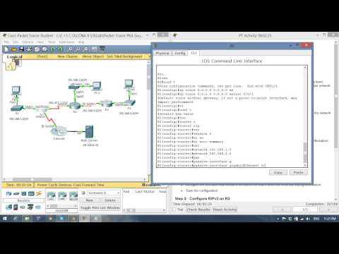 packet tracer 7.3.1.8